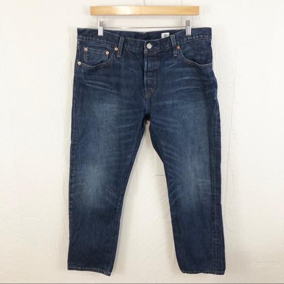 728cc2fe Levi's Jeans   Levis 501 Ct Button Fly Classic   Poshmark